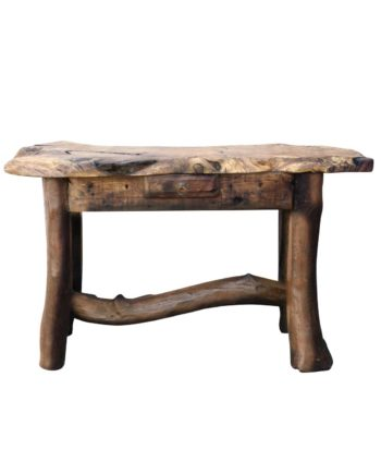 Barron Mesquite Sofa Table