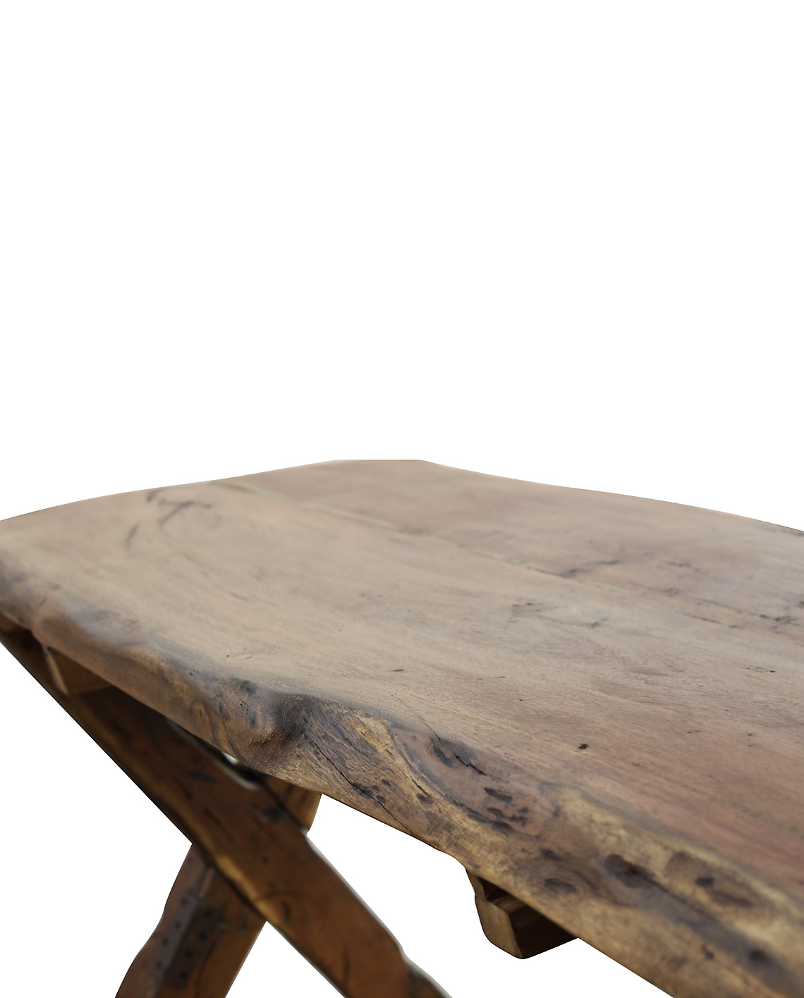 mesquite-desk-rustic-top-live-edge