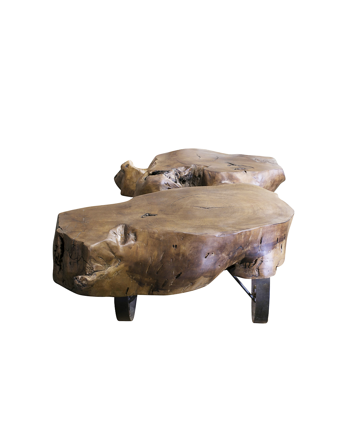 rustic coffee table mesquite