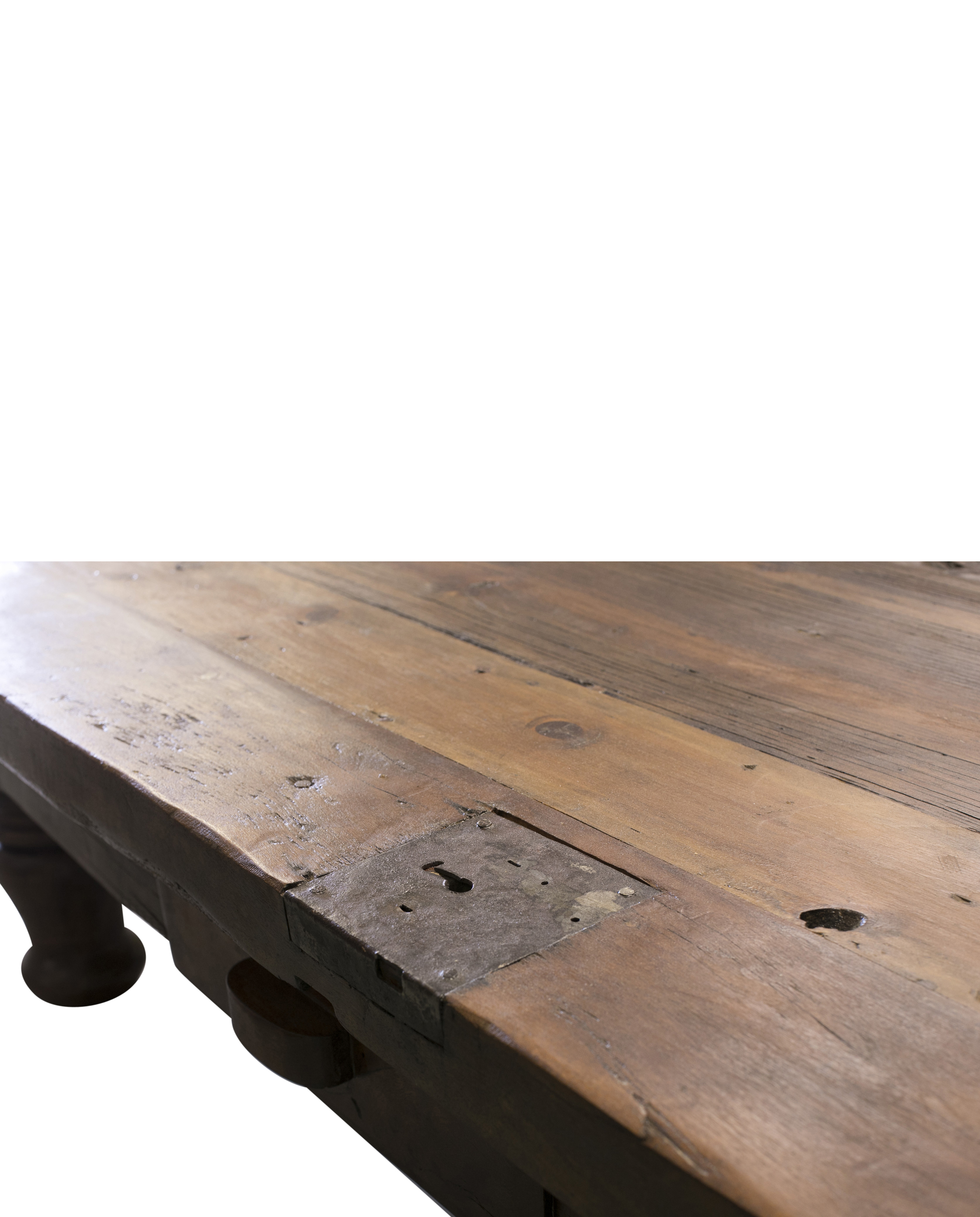 old door top coffee table